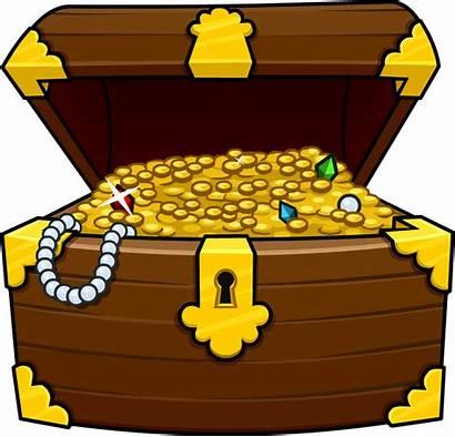 Treasure Chest Clip Clipart Cofre Illustrations Choose
