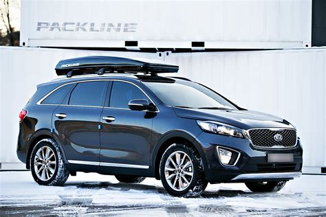 ultimate packline car roof boxes   kia