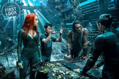 aquaman   trailer release date cast plot
