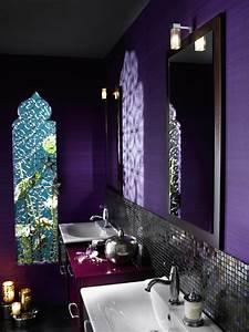 decoration orientale et marocaine pour une salle de bain With deco salle de bain orientale