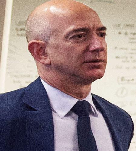 Jeff Bezos Height