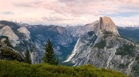 Glacier Point Tour Discover Yosemite National Park
