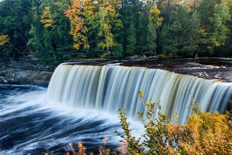 Michigan State Wallpaper Hd Tahquamenon Falls Pentaxforums Com