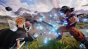 Jump Force PS4 Closed Beta Set For October 12 To 14 In