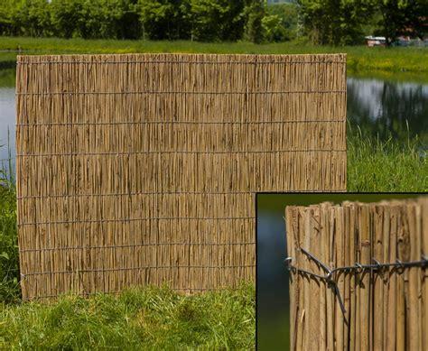 Sichtschutz Für Garten Gebraucht Kaufen by Schilfrohr Platte Mit 150x200x5cm G 252 Nstig Kaufen