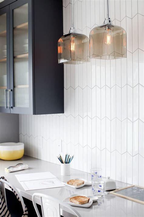 sleek white modern kitchen backsplash ideas hunker