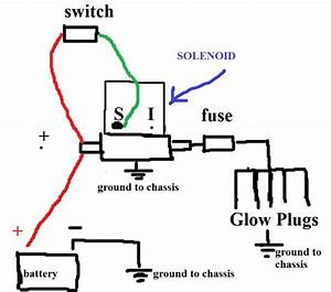 Manual Glow Plug  U0026quot Timer U0026quot  Switch - Page 2