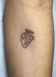 Tatouage Minimaliste : 30 tatouages minimalistes pour enfin sauter le pas ~ Melissatoandfro.com Idées de Décoration