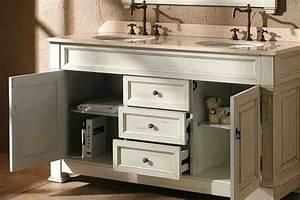 Bathroom Double Vanity Cabinets - Home Furniture Design
