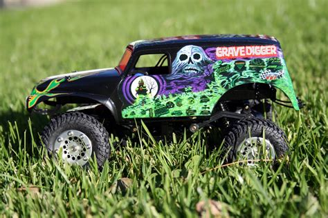 grave digger monster truck youtube first test with mobius action camera quot grave digger
