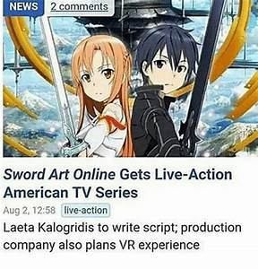 Funny Sword Art Online Memes of 2017 on SIZZLE