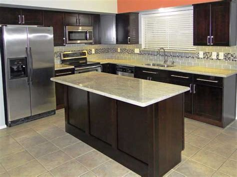 completed granite countertop projects in az