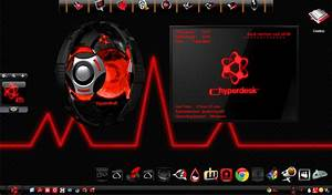 dark matter red shift - rainmeter sys march 2013 by ...