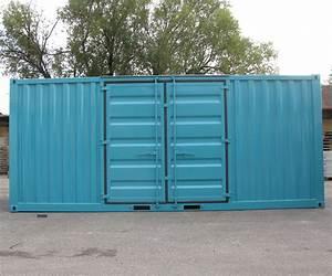Transportkosten Container Berechnen : bcs containersystem lagercontainer neu ohne csc zulassung als preisg nstige lagerm glichkeit ~ Themetempest.com Abrechnung