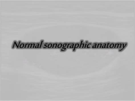 Role of ultrasound and color Doppler in evaluation of ...