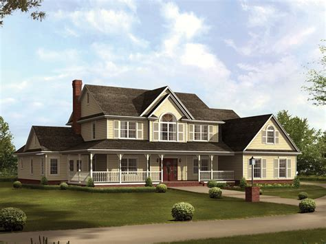 country farmhouse floor plans two country house plans escortsea