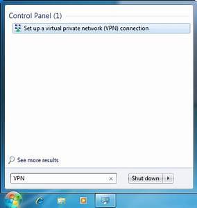 Connexion Vpn Windows 7 : create a vpn connection in windows 7 bluecompute ~ Medecine-chirurgie-esthetiques.com Avis de Voitures