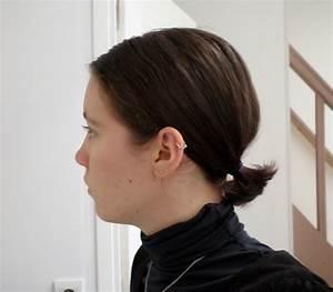 Comment Couper Les Cheveux Courts : les carnets de tin viel tutoriel se couper les cheveux au carr plongeant toute seule ~ Farleysfitness.com Idées de Décoration