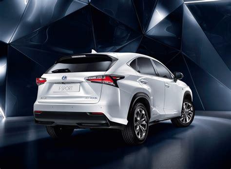 Lexus NX 300h Full Hybrid SUV