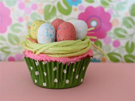 Ideas For Easter Cupcakes by 14 Easy Easter Cupcake Decorating Ideas Hgtv