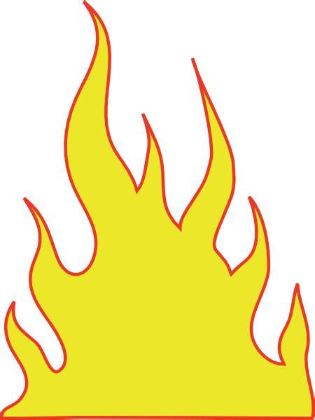flames  clip art  clkercom vector clip art