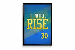 Stephen Curry Golden State Warriors 30 by FineSportsPrints ...