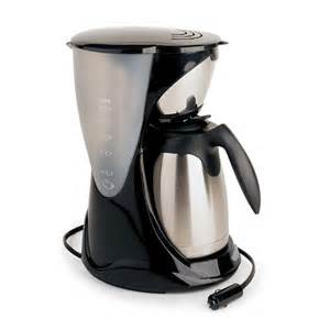 RoadPro® Marine 12   Volt Stainless Steel 10   Cup Coffee Maker   88775, Camping Accessories at