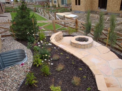 colorado backyard landscaping ideas landscaping ideas for colorado front range