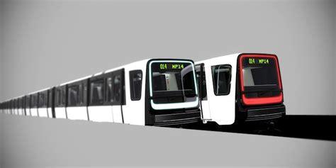 siege of lille dévoilement du design du futur métro francilien
