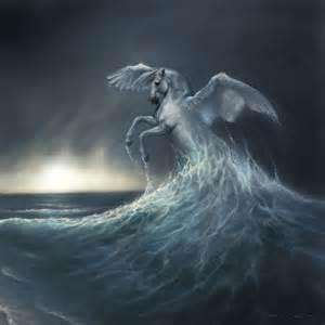 Greek Mythology Pegasus Birth