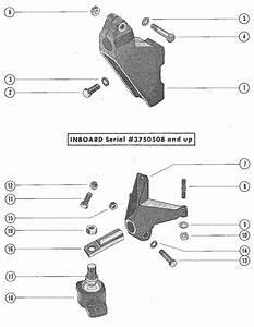 Mercruiser 225  4 Barrel   Ford 302 V