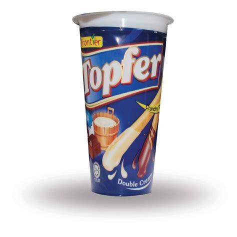 SNF45 Frontier Topfer Double Cream Crunchy Sticks 40gm ...