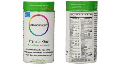 rainbow light prenatal one multivitamin naturally preparing your for pregnancy jade