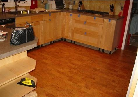 cork floors kitchen positive and negative facts about cork flooring for 2598