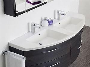 Doppelwaschtisch Mit Unterschrank 150 : doppelwaschtisch geschwungen ~ Bigdaddyawards.com Haus und Dekorationen