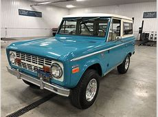 1970 Ford Bronco for sale #77339 MCG