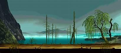Animated Fighting Gifs Background Stage Backgrounds Ninja