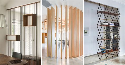 Room Dividers : 15 Creative Ideas For Room Dividers