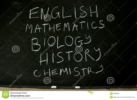high school classes stock images image