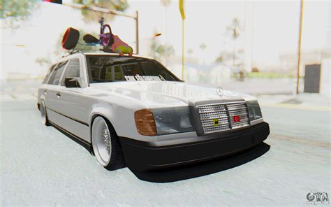 mercedes benz  stance works  gta san andreas