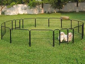 backyard portable dog fences design idea and decorations With small dog fences for outside