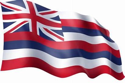 Flag Hawaii Waving Graphic Ingofonts