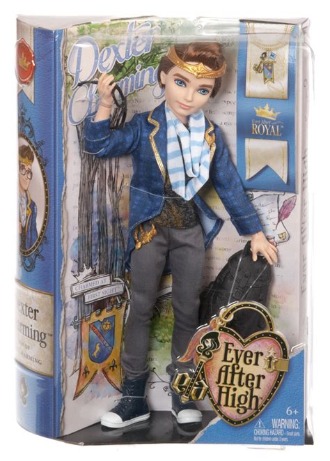Ever After High Dexter Charming Doll- Buy Online in United ...