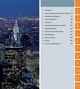Siemens Power Engineering Handbook