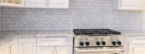 gray marble backsplash white carrara subway backsplash tile backsplash com