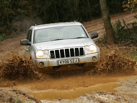 Jeep Grand Cherokee Crd Limited Uk Spec Wk 200507