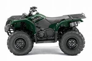 2011 Yamaha Grizzly 450 4x4