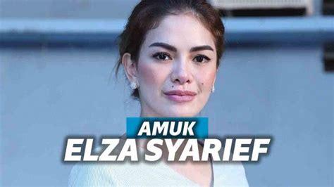 Nikita Mirzani Bentak Elza Syarief Hingga Banting