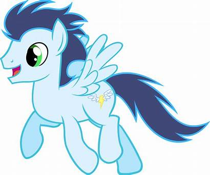 Soarin Pony Friendship Magic Lots Dash Mlp