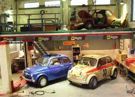 Fiat Garage by Fiat Abarth Garage 015